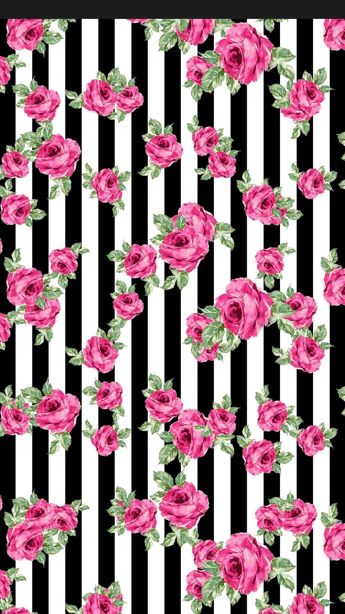 cf23e1054 Listras P B com flores. ESTAMPA ALMOFADA!!!