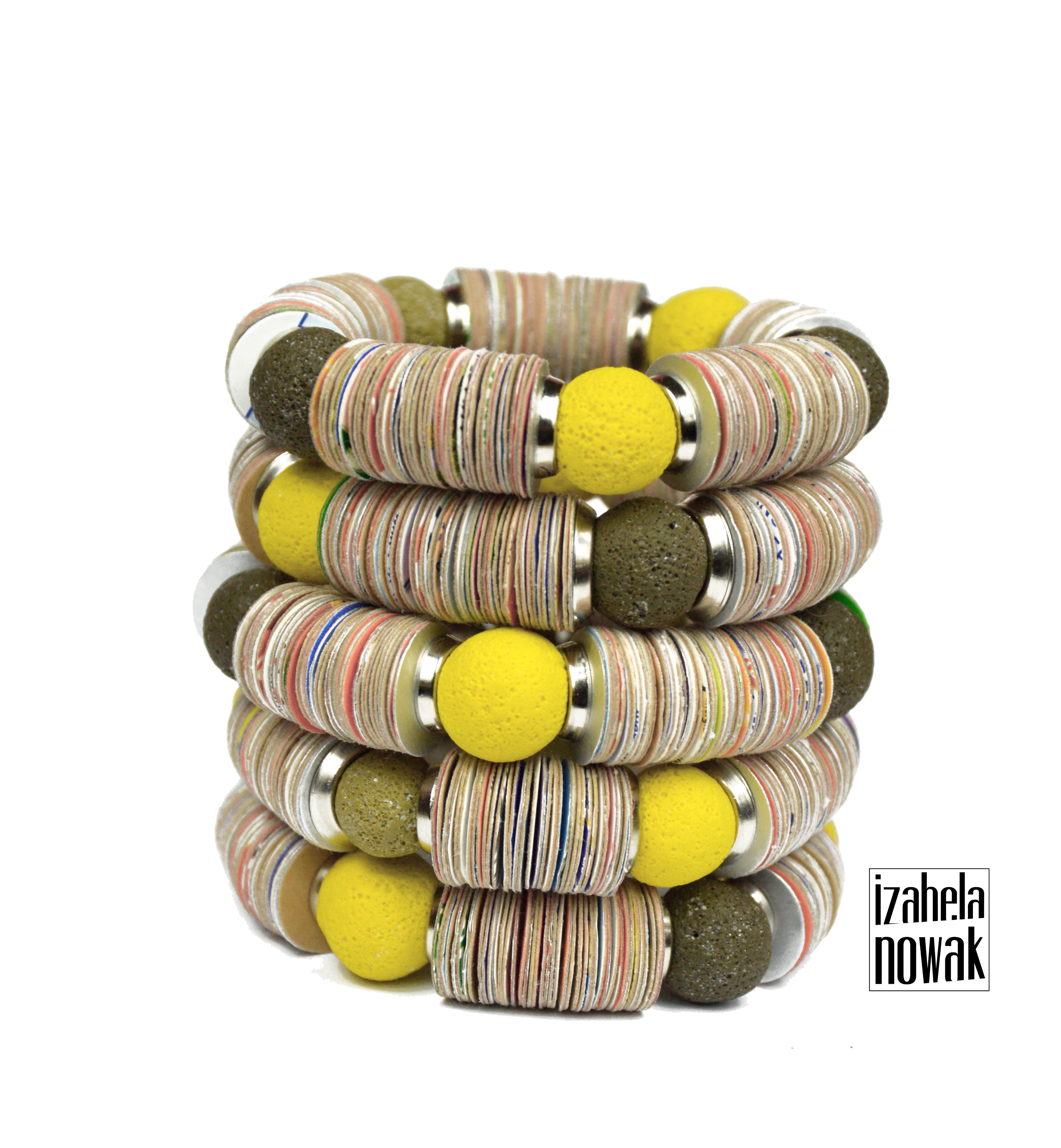 Izabela Nowak / Upcycling / Recycling / Reused / Contemporary ...