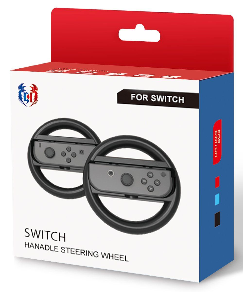 Gh Switch Steering Wheel For Mario Kart 8 Deluxe Switch