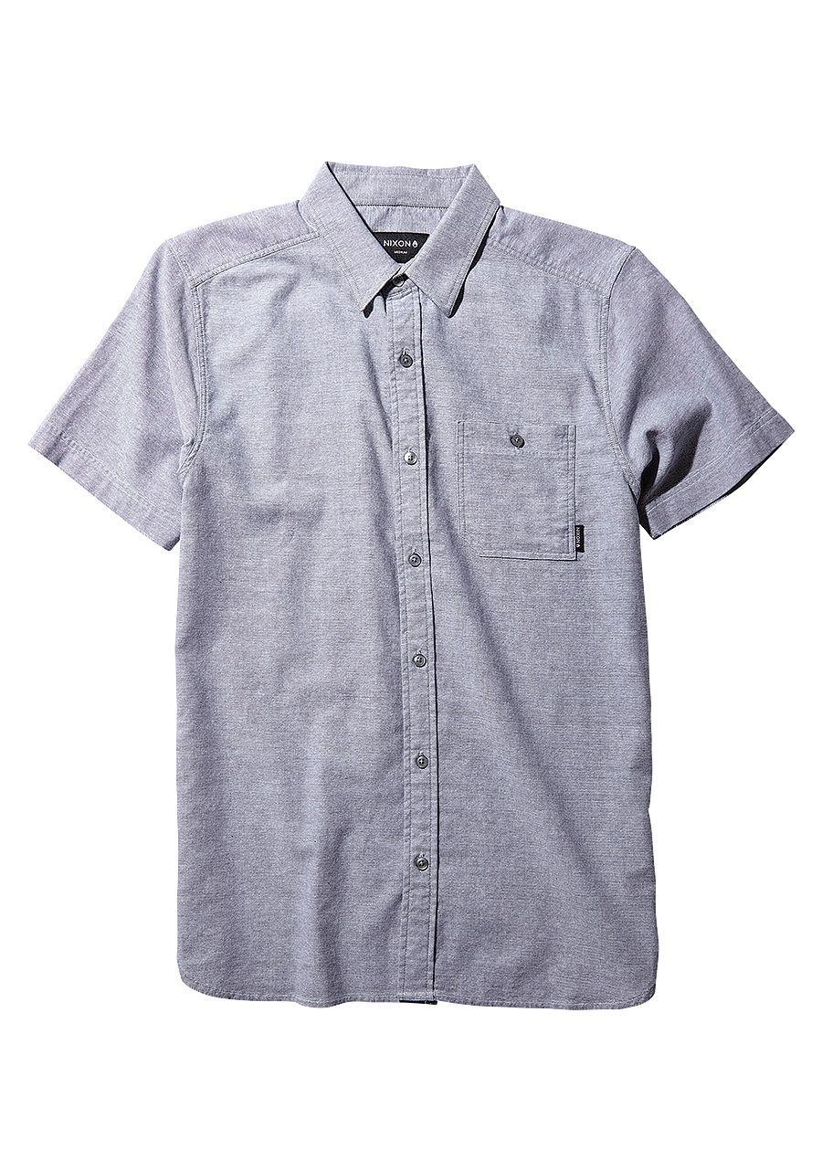 Harris S/S Shirt | Men's Shirts | Nixon Watches and Premium Accessories
