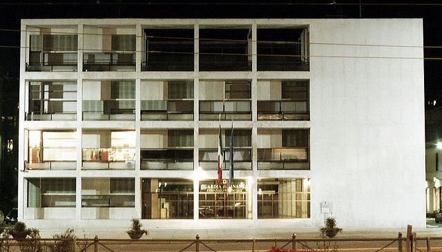 Casa del Fascio, Como (Giuseppe Terragni)