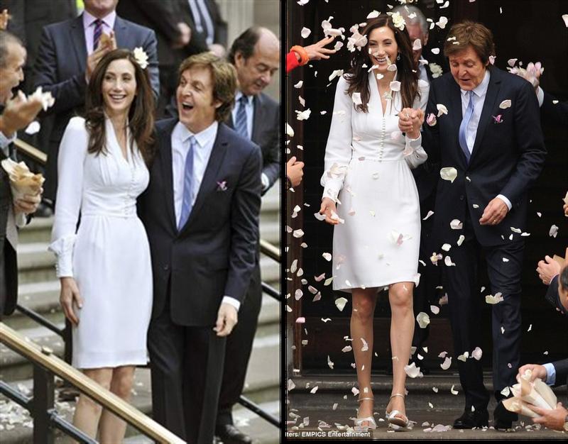 Vestidos de novia cortos para mujeres maduras – Vestidos de moda ...