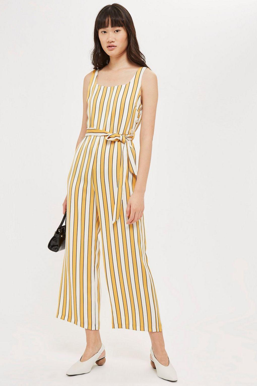 2fdd8c7b689 PETITE Stripe Jumpsuit - Shop All Sale - Sale - Topshop