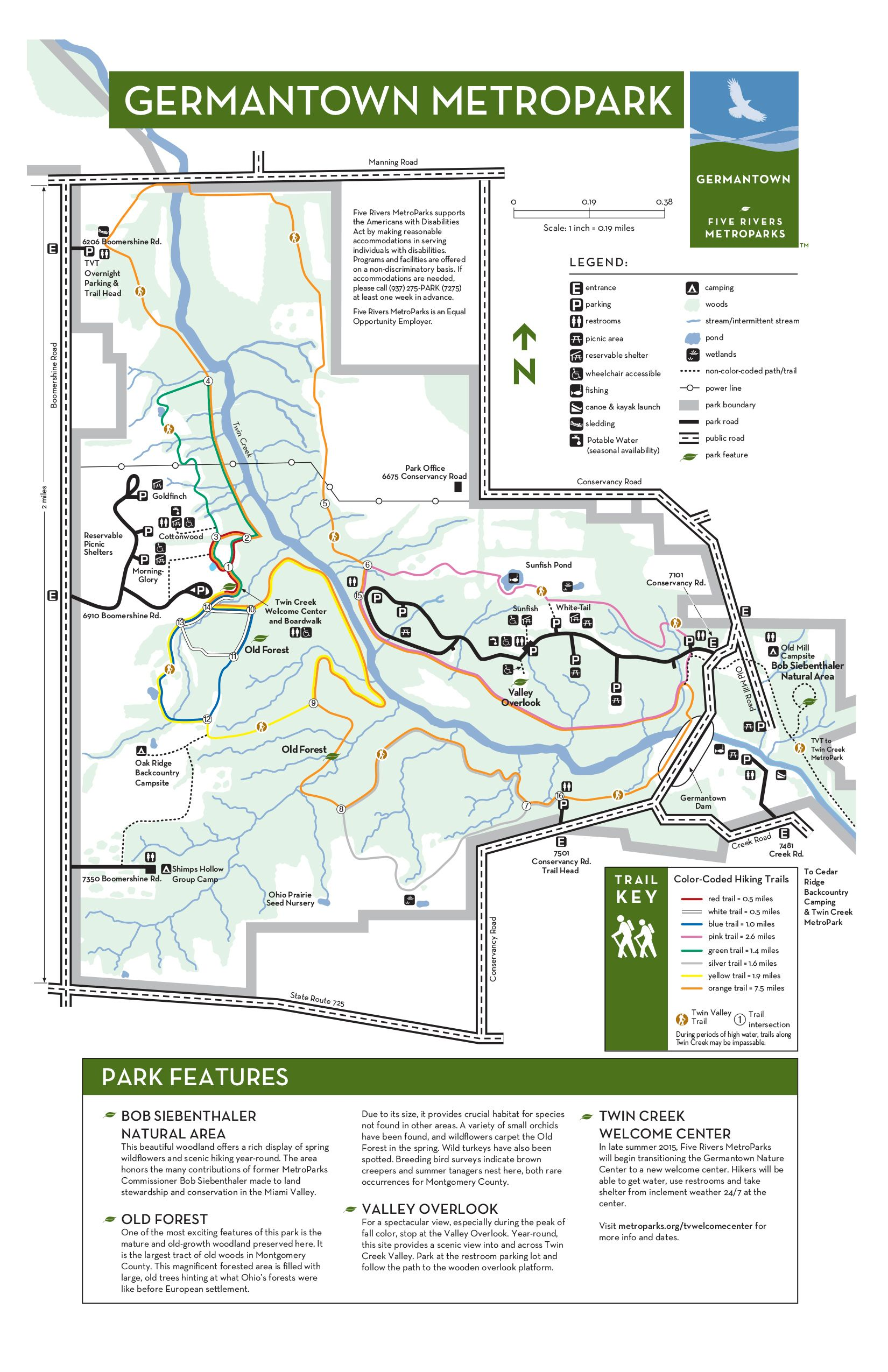 Germantown Map Family Fun Pinterest Rivers Park and Ohio