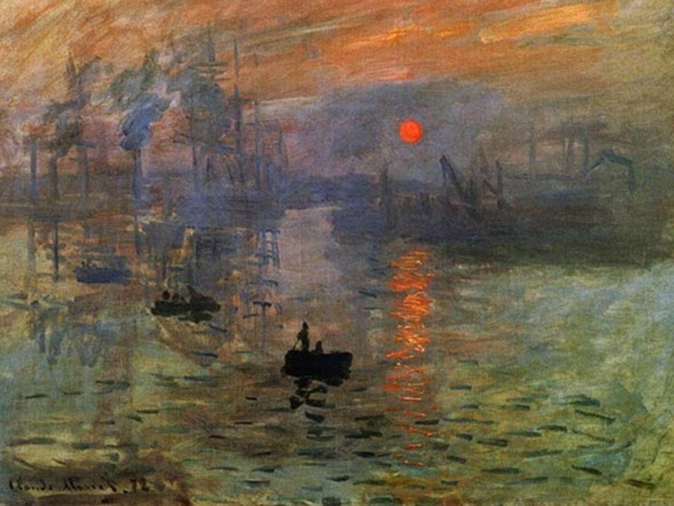 Biografia Claude Monet Conhecimentos Verdadeiros Pinturas De