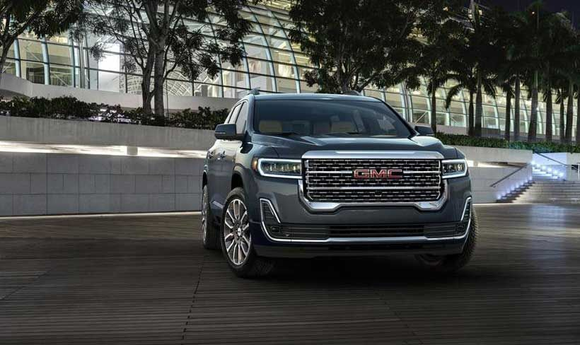 A New Smart Technology Gmc Acadia 2020 Gmc Suv New Cars