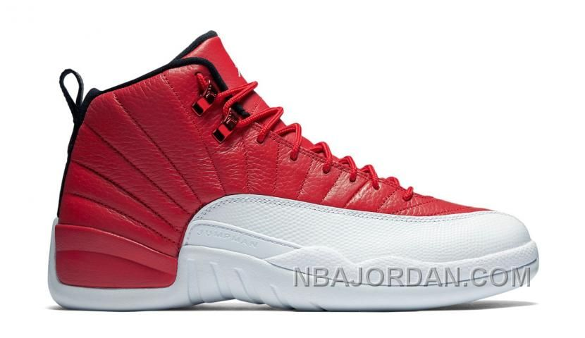 f0a090cedd40 authentic 130690600 air jordan 12 retro alternate gym red blackwhite men  women