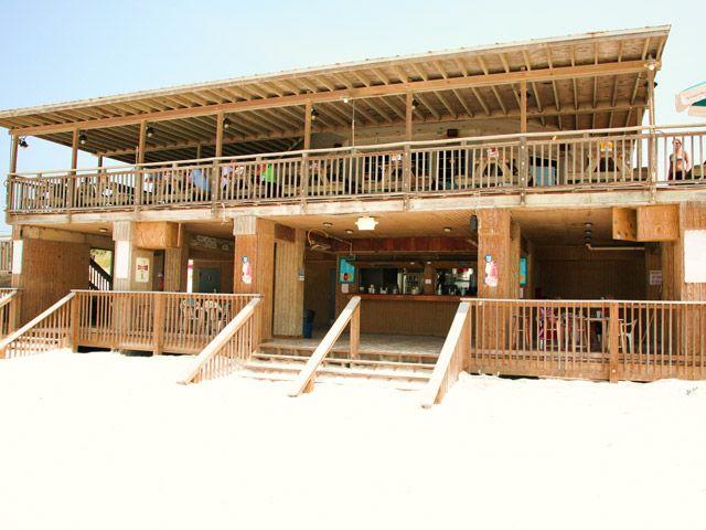 Pin By Beach Bar Bums On Beach Bars Florida Beach Bars Seascape Resort Miramar Beach