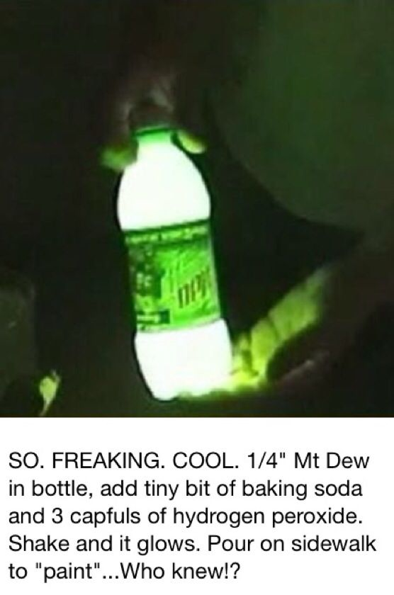 Dew Science Project Mountain