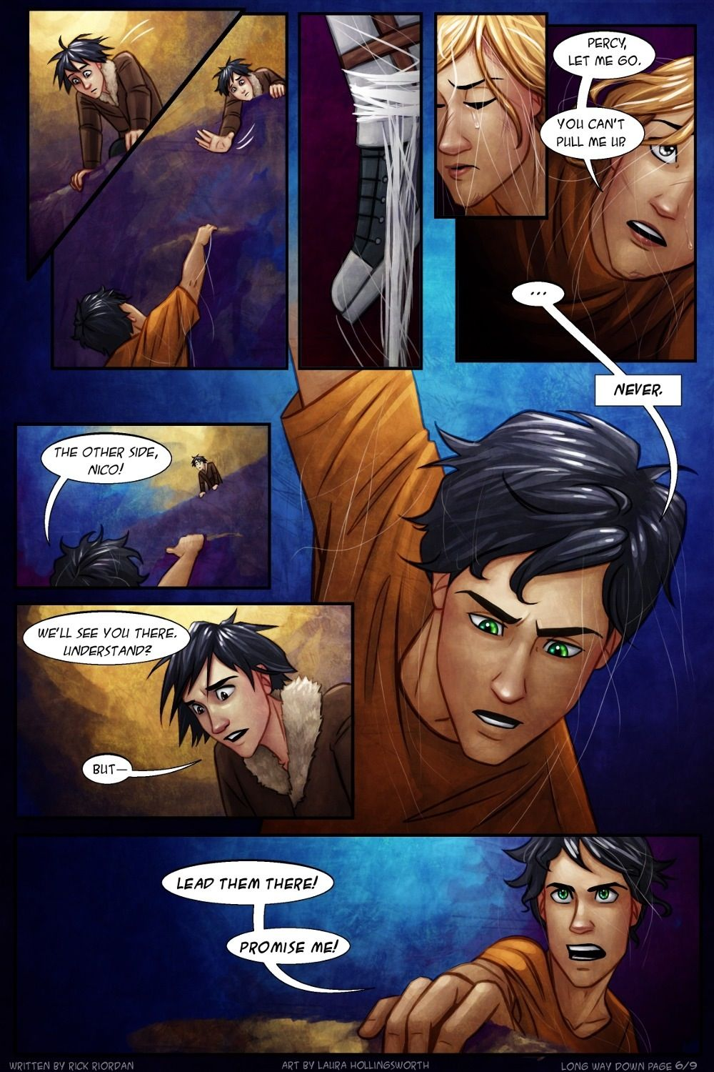 The Last Olympian: The Graphic Novel (Percy Jackson Book 5 ... |Percy Jackson Graphic Novel Annabeth