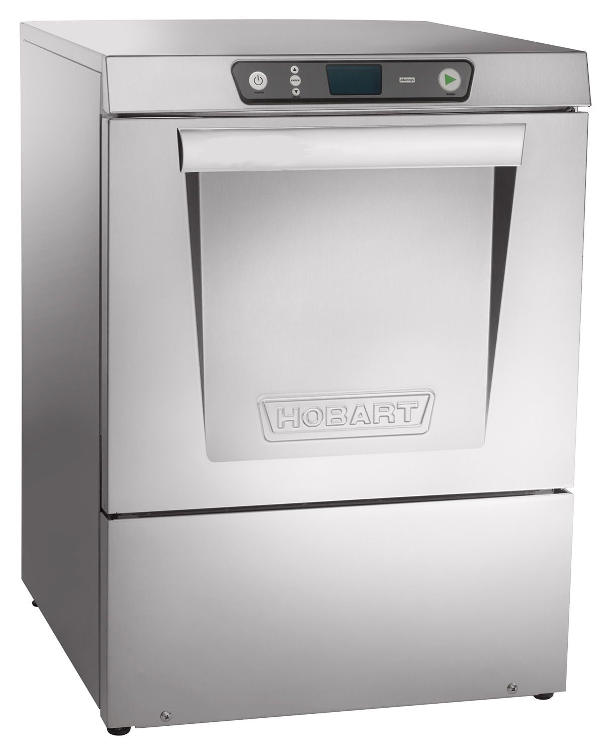 Hobart Advansys Undercounter Dishwasher With A Cold Water Rinse System Specifically Loved By Bar Establishments
