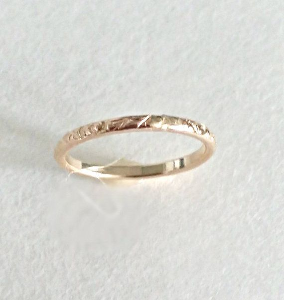 14k Gold Filled Hawaiian Toe Ring