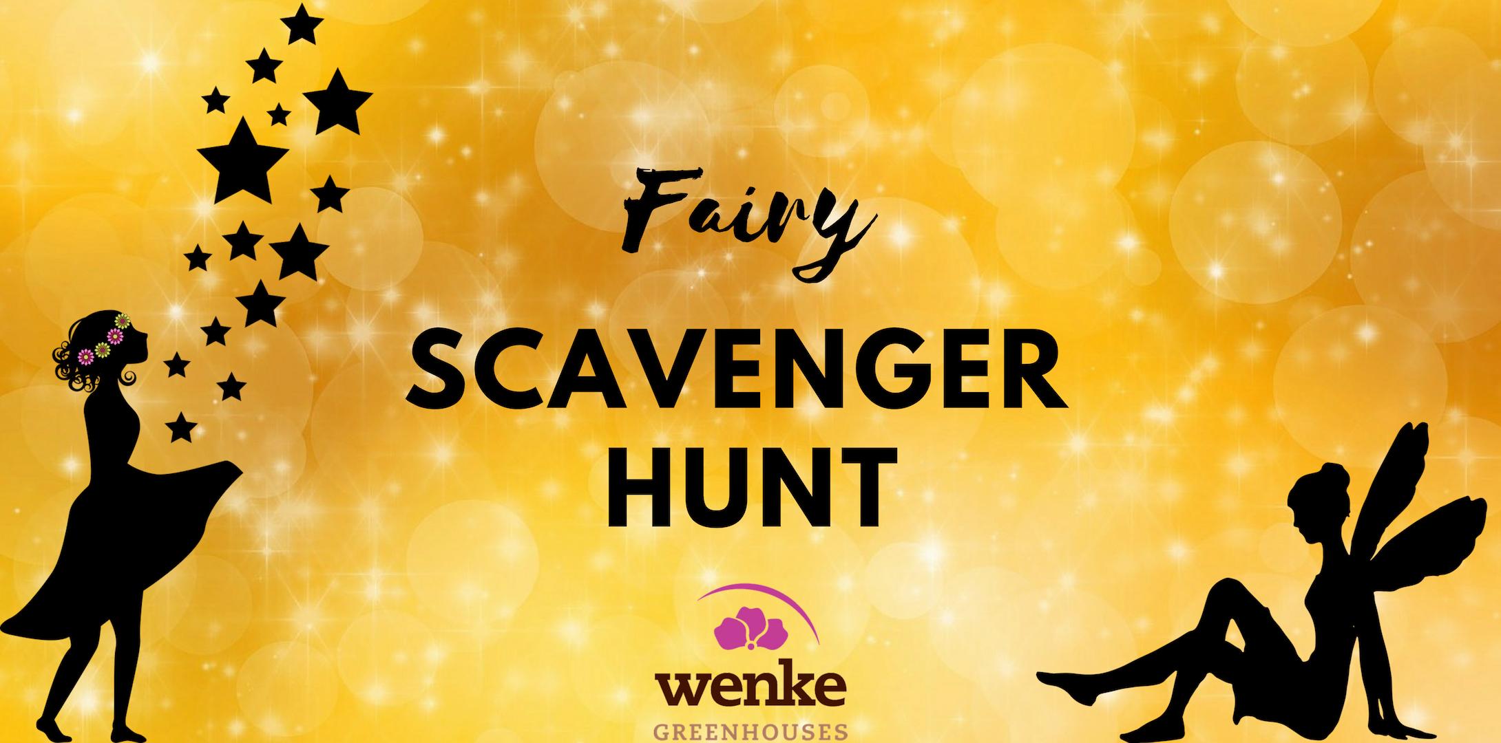 4/6/19 Kids Activity Fairy Scavenger Hunt 10am