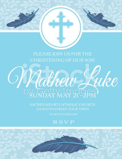 Baby Boy Baptism Or Christening Invitation Template Soft pastel - free online baby shower invitations templates
