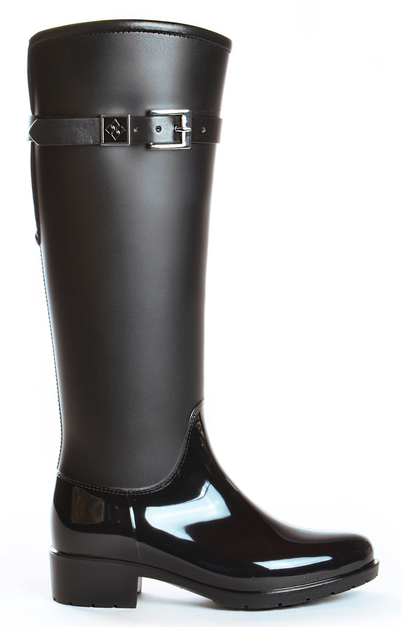 Lisbon Solid Black   Products, Rain and Boots