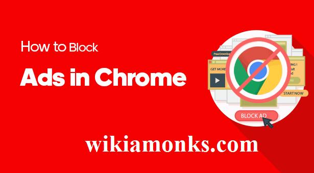 How To Block Ads On Google Chrome Ads Pop Up Ads Stop Pop Ups