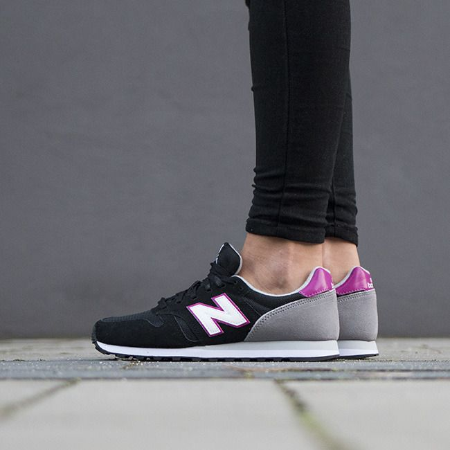Buty Damskie Sneakersy New Balance Wl373pn Czarny Outfit Shoes Best Sneakers Tennis Shoes Outfit