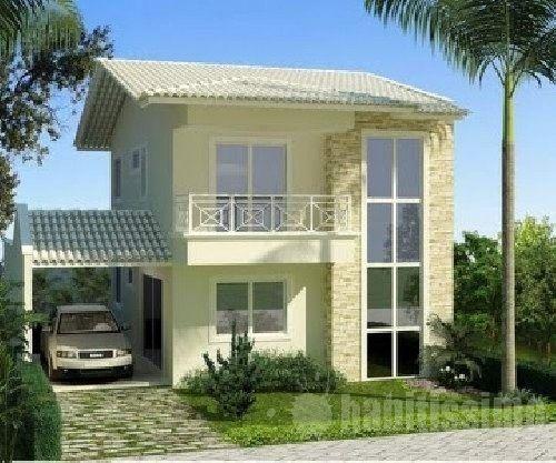 Modelos De Casa De Dos Plantas Con Teja House Designs Exterior 2 Storey House Design House