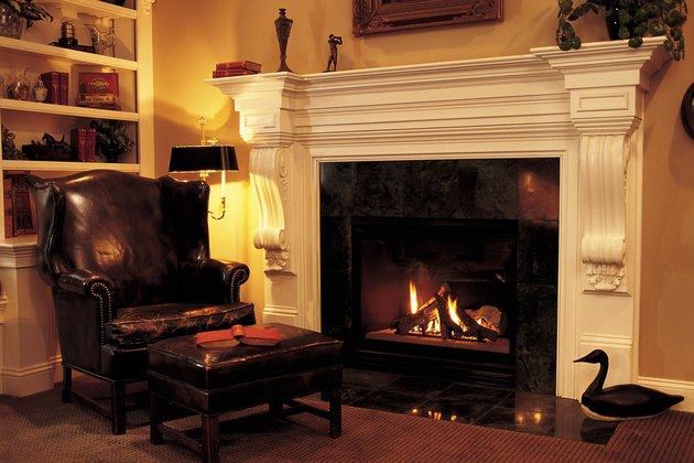 How To Check For A Gas Leak On A Fireplace Log Propane Fireplace