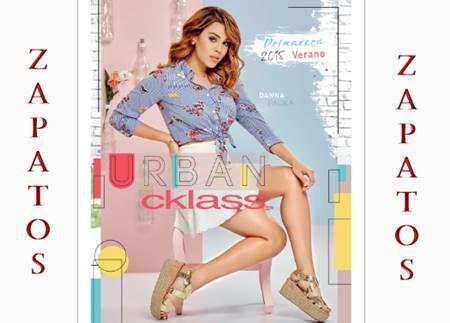 Catalogo Zapatos Cklass Urban Primavera Verano 2018 - Dama  4a9c97ca94156