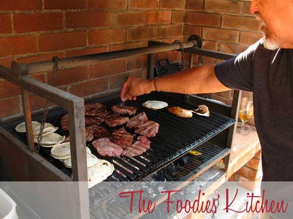Guest Foodie: Alfredo Bran & Grilling Steak Techniques