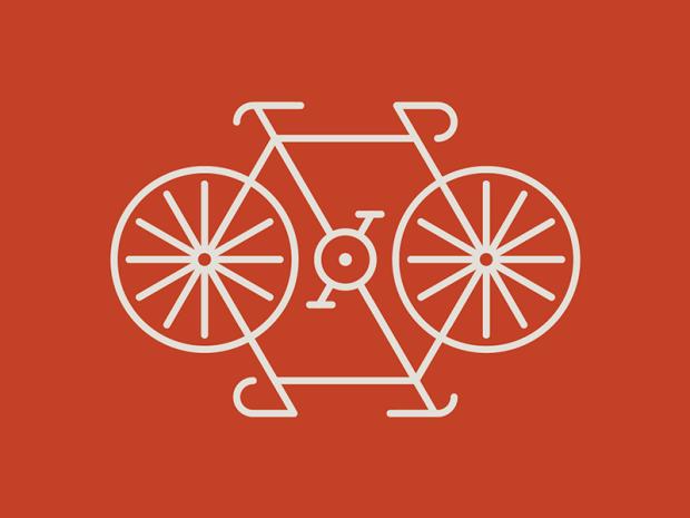 Design Inspiration 3 Ultralinx Bike Illustration Bicycle Art
