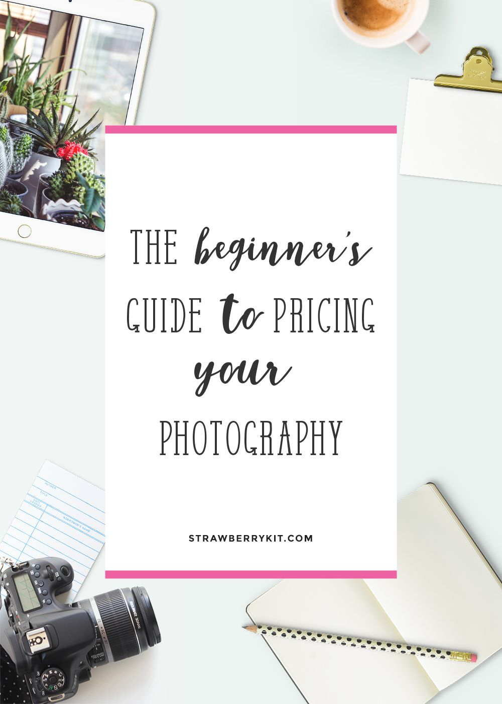 The beginner's guide to pricing your photography Wedding