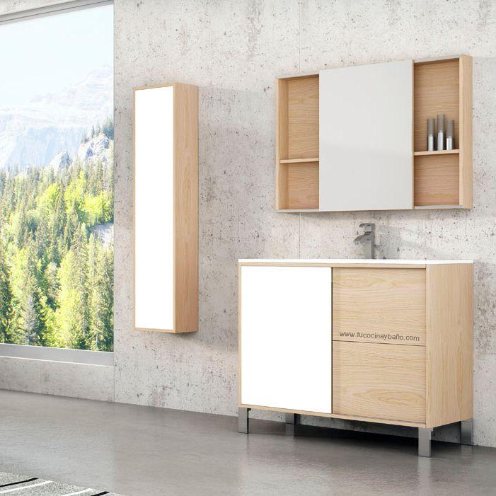 Mueble ba o puerta corredera tu cocina y ba o muebles de ba o furniture credenza y cabinet - Puerta corredera bano ...