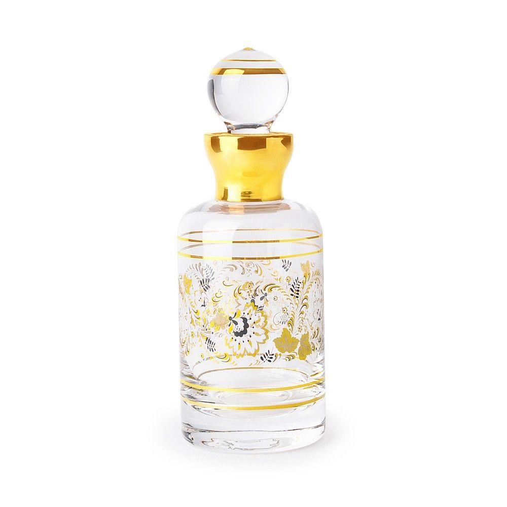 Source الفاخرة الذهب الحقيقي الزخرفية خمر فارغة زجاجة عطر دبي عالية الجودة زيت أساسي الزجاج On M Alibaba Com Perfume Bottles Perfume Real Gold