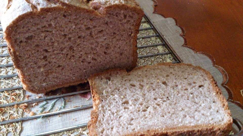 Sabores da Cozinha sem Glúten: Pão Multi grãos