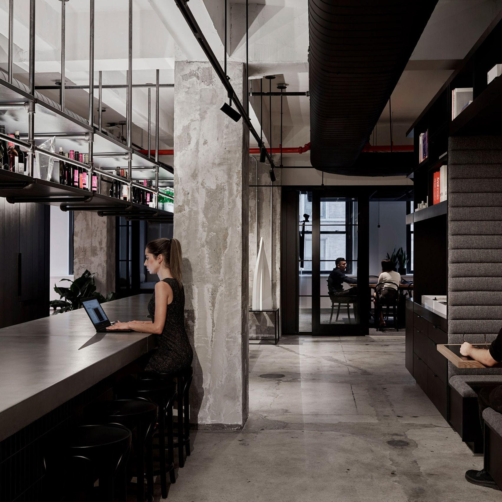 architecture firm woods bagot has used new york city grit as an