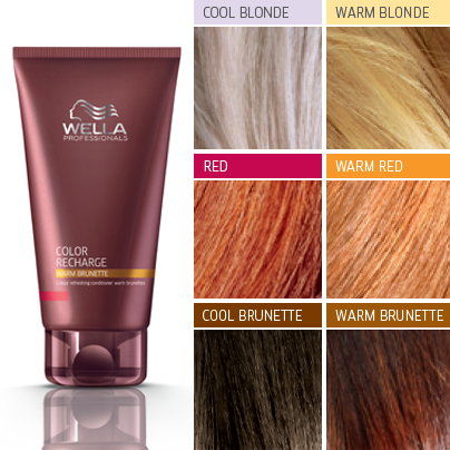 Color Depositing Conditioner For Red Hair Recharge Warm This Rich Refreshes