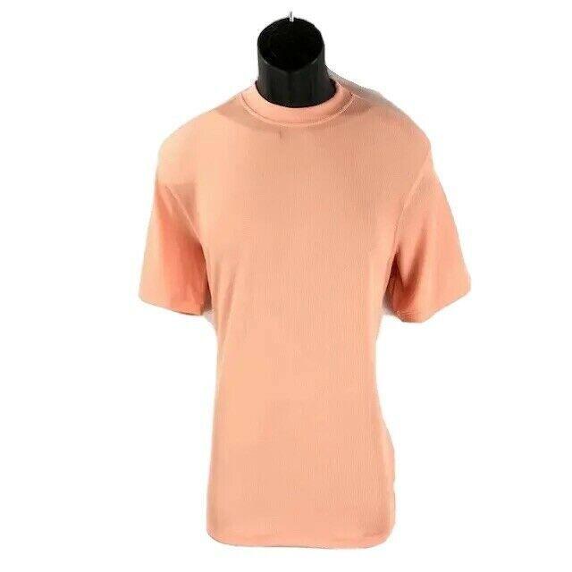 Men/'s Log-in UOMO Crew Neck Short Sleeves Blue T-Shirt Sizes Small 4XL