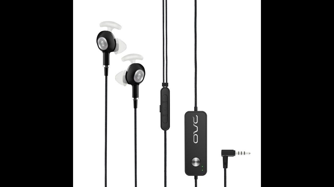 5b8d33189e1 OVC H15 Active Noise Cancelling Headphones Great products