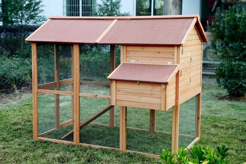 The Orpington Chicken Coop Hen Happy Coops This Great Walk In Coop Makes Taking Care Of Your Flock Easy With Plenty Of Space And Chickens Backyard Best Chicken Coop Chicken Coop