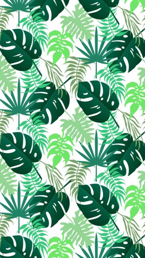 Hawaii Pattern Tropical Wallpaper Patterns Backgrounds Iphone Wallpapers Tribal Design