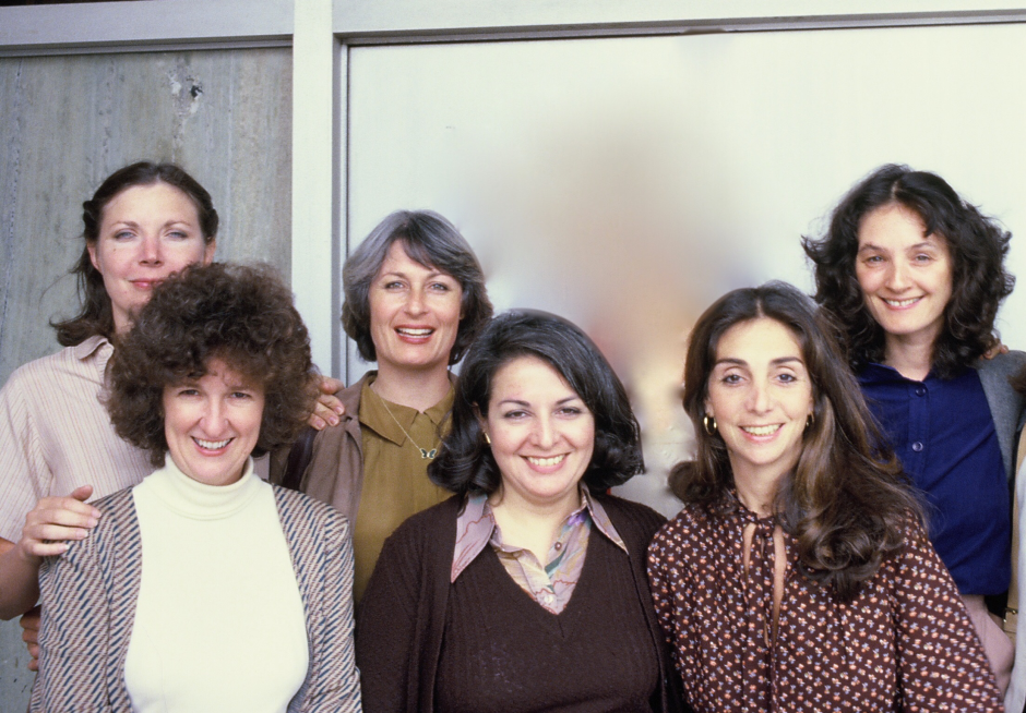 The Original Six: The Story of Hollywood's Forgotten Feminist Crusaders In 1979, six women directors banded together to challenge the male-run Hollywood machine—then the industry tried to erase them. On the eve of the Oscars, the Original Six share important truths about the industry.