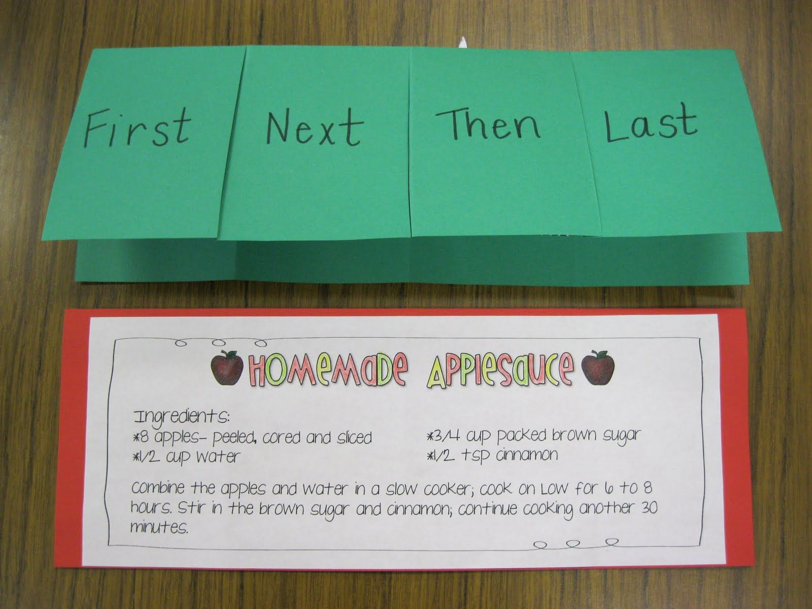 Sequencing For Interventions
