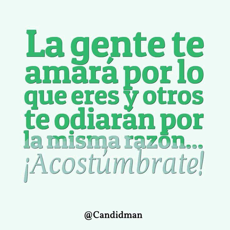 Acostumbrate