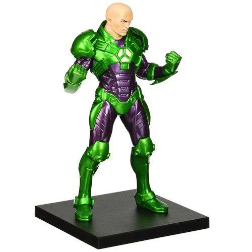 Kotobukiya Dc Comics New 52 Lex Luthor Artfx Statue Continue To The Product At The Image Link Lex Luthor Dc Comics Legion Of Superheroes