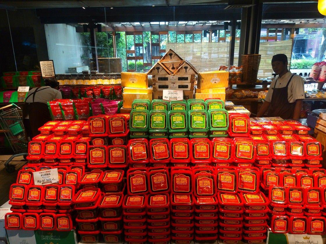 Pin Di Ranch Market Indonesia