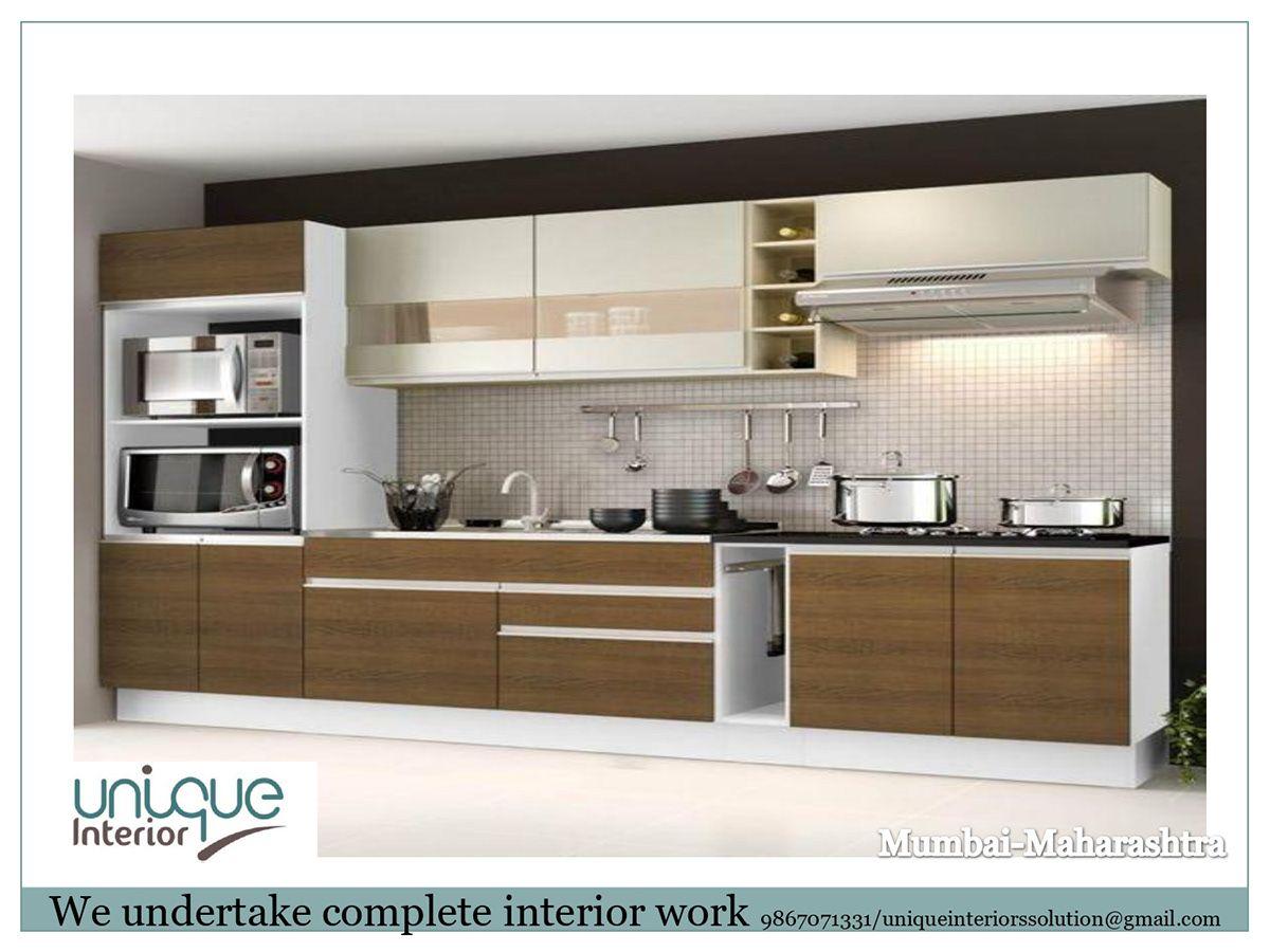 Interior Kitchen On Behance In 2020 Kitchen Design Color Modern Kitchen Interiors Kitchen Furniture Design