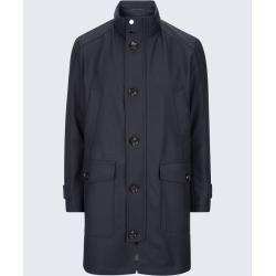 Photo of Parka Bario in Navy windsor