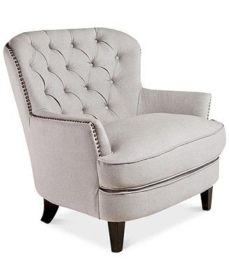 Noble House Olynda Club Chair Amp Reviews Furniture Macy