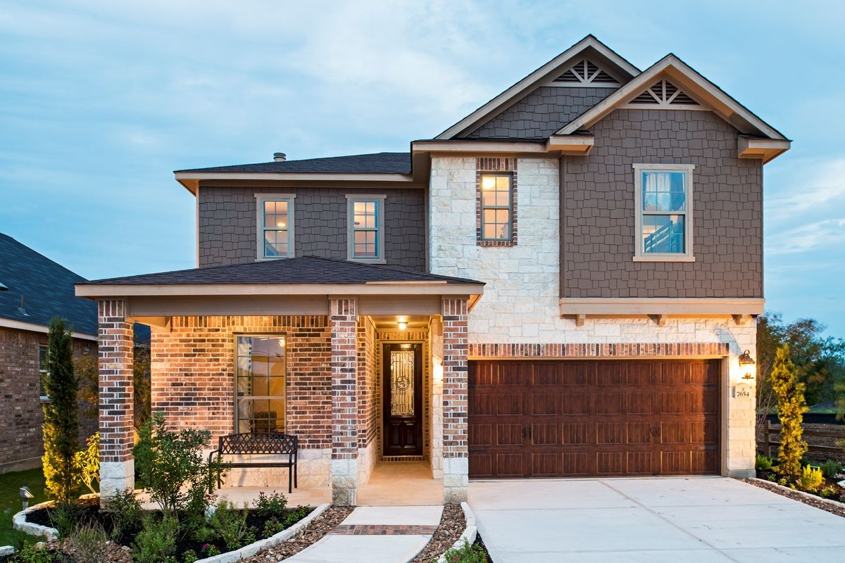 CrossCreek, a KB Home Community in San Antonio, TX (San