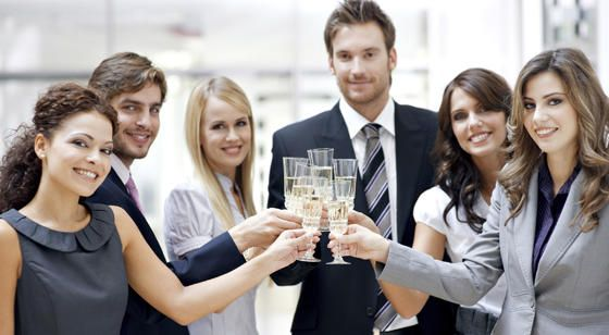 Holding an event? Business Lounge has all the event services you