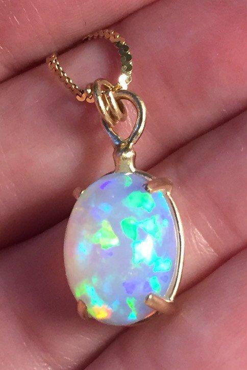 Crazy bright blue top grade 5 carat welo opal pendant set in 14k crazy bright blue top grade 5 carat welo opal pendant set in 14k brushed gold mozeypictures Gallery