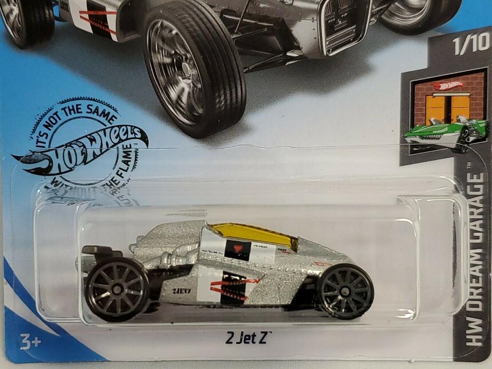 2020 Hot Wheels 2 Jet Z 1 Legends Tour Winner 1 10 Dream Garage