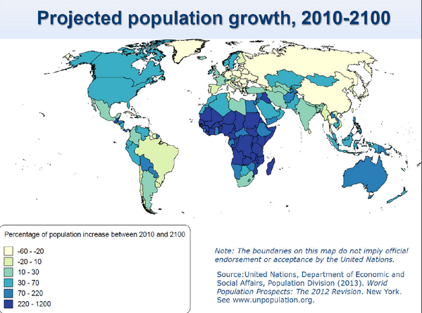 explore world maps maps and more projected population growth