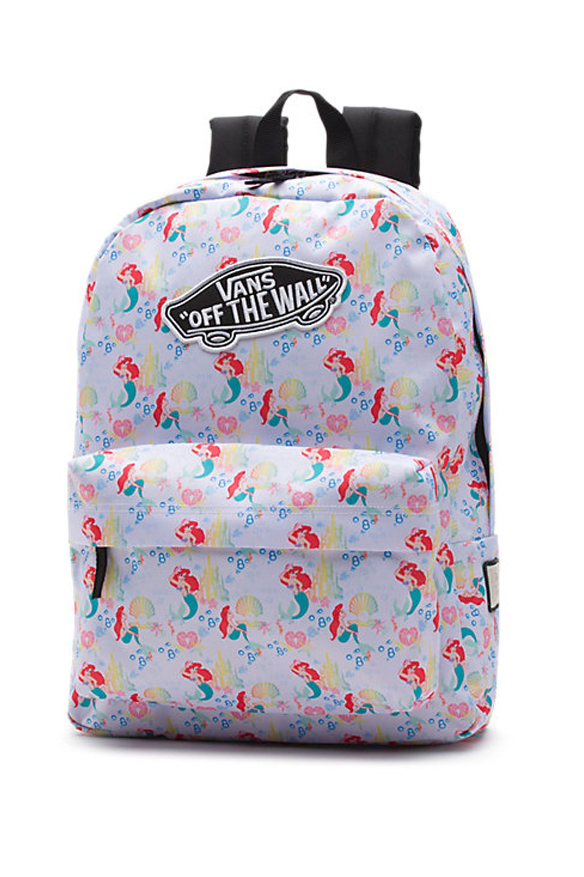 ... the bells and whistles of a sporty carryall (like padded straps and  tons of pockets) in super-fun retro Disney prints! Disney Backpack c18a2ba1a8a